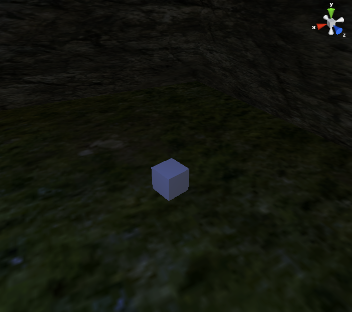 Pictured: Said Dastardly Cube